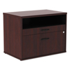 Filing cabinets: Open Office Desk Series Low File Cabinet Credenza