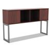 Alera Open Office Desk Series Hutch ALE LSHH60MC