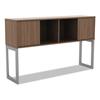 Alera Open Office Desk Series Hutch ALE LSHH60WA