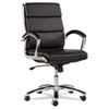Alera Alera® Neratoli Mid-Back Slim Profile Chair ALE NR4219