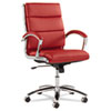 Alera Alera® Neratoli Mid-Back Slim Profile Chair ALE NR4239