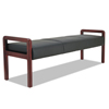 chairs & sofas: Alera® Reception Lounge WL Series Bench