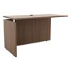 Desks & Workstations: Alera® Sedina Series Reversible Return/Bridge Shell