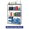 Shelving and Storage: Alera® BA Plus Wire Shelving Kit