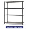 Alera Alera® BA Plus Wire Shelving Kit ALE SW206018BA