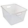 Alera Alera® Wire Mesh Nesting Shelving Baskets ALE SW248SV