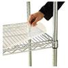 metal shelving units: Alera® Wire Shelving Shelf Liners