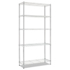 Shelving and Storage: Alera® Light-Duty Residential Wire Shelving Kit