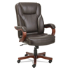 leatherchairs: Alera® Transitional Series Executive Wood Chair