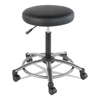 chairs & sofas: Alera® Height-Adjustable Utility Stool