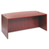 Desks & Workstations: Alera® Valencia Series Bow Front Desk Shell