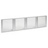 Alera Alera® Glass Door Set For Hutch ALE VA301730