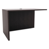 Desks & Workstations: Alera® Valencia Series Reversible Return/Bridge Shell