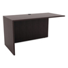 Desks & Workstations: Alera® Valencia Series Reversible Return/Bridge Shell