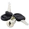 Alera Alera® Core Removable Lock and Key Set ALE VA501111