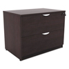 shelves and cabinets: Alera® Valencia Series Two-Drawer Lateral File