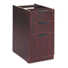 shelves and cabinets: Alera® Valencia Series Box/Box/File Full Pedestal File