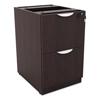 Filing cabinets: Alera® Valencia Series File/File Full Pedestal File