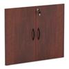 Desks & Workstations: Alera® Valencia Series Bookcase Cabinet Door Kit