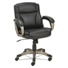 ergonomic: Alera® Veon Series Low-Back Leather Task Chair