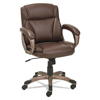 leatherchairs: Alera® Veon Series Low-Back Leather Task Chair