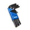 Allen 9 Piece Short Arm Metric Hex Key Set ALN 023-56008D
