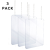 Alpine Hanging Acrylic Sneeze Guard ALP 410-3036-H-3