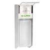 Alpine Wall-Mounted Elbow Press Liquid/Gel Hand Sanitizer/Soap Dispenser ALP 4322