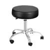 Alpine AdirMed Lux Height Adjustment Stool ALP910-01-BLK