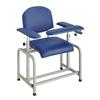 Alpine AdirMed Padded Blood Drawing Chair ALP 997-01-BLU