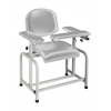 Alpine AdirMed Padded Blood Drawing Chair ALP997-01-GRY