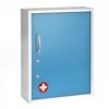 Alpine AdirMed Medicine Cabinet w/ Pull-Out Shelf & Document Pocket, Blue ALP 999-06-BLU