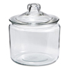 The Anchor Hocking Company Heritage Hill Glass Jar with Lid ANH 69832T