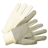 hand protection: Anchor Brand® 1000 Series PVC Dotted Canvas Gloves