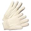 Safety-zone-canvas-gloves: Anchor Brand® Light-Duty Canvas Gloves