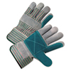 Gloves Canvas Gloves: Anchor Brand® 2000 Series Leather Palm Gloves