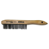 cleaning chemicals, brushes, hand wipers, sponges, squeegees: Anchor Brand® Hand Scratch Brush 387SS