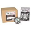 Anchor Brand® Knot Wheel Brush 4K58