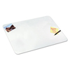 Clean and Green: Artistic® Clear Desk Pad with Microban®