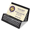 Artistic Artistic® Urban Collection Punched Metal Business Card Holder AOP ART20001