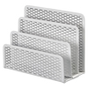 Artistic Artistic® Urban Collection Punched Metal Letter Sorter AOP ART20003WH