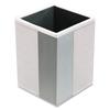 Artistic Artistic® Architect Line Pencil Cup AOP ART43005WH