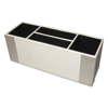 Artistic Artistic® Architect Line Supply Caddy AOP ART43023WH