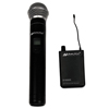 Amplivox AmpliVox® Wireless 16 Channel UHF Handheld Mic Kit APL S1623