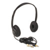 Amplivox AmpliVox® Personal Multimedia Stereo Headphones with Volume Control APLSL1006