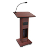 AmpliVox AmpliVox® Elite Lecterns with Sound System APL SW355MH