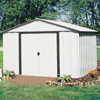 Storage Sheds: Arrow Sheds - Arlington 10'x8'