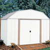 Storage Sheds: Arrow Sheds - Lexington 10' x 14'
