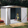 Storage Sheds: Arrow Sheds - Sentry 6' x 5'