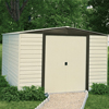 Storage Sheds: Arrow Sheds - Vinyl Dallas 8' x 6'